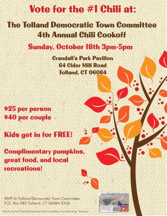 2015 Chili Cookoff Invite