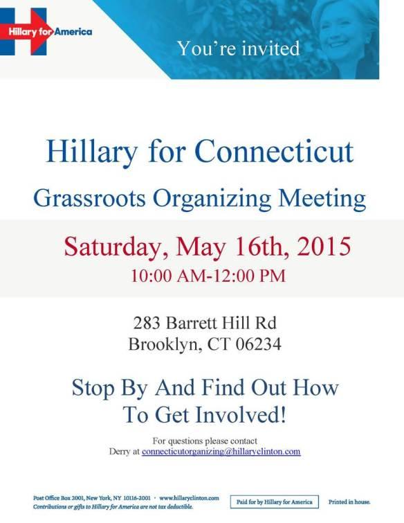 Brooklyn for Hillary