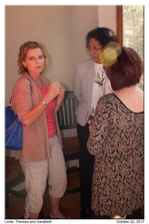 Linda Theresa and SaraBeth